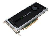 Nvidia Quadro 4000 256CORE Cuda 2GB Dual-link Dvi Dual Disp Port