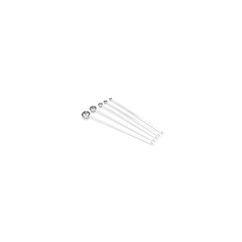 Vollrath S/S 5-Piece Long Handle Measuring Spoon Set by Vollrath