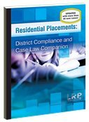 Residential Placements: District Compliance and Case Law Companion pdf epub