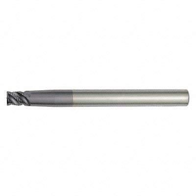 Widia Hanita CR End Mill 0.75mm CR 4.00mm Dia