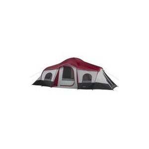 3 Room Camping Tent - Ozark Trail 10 Person Tent 3 Rooms 20 X 10