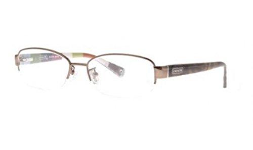 Coach HC5004 Bettie Eyeglasses 9027 Dark Brown Demo Lens 51 16 135