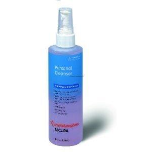 Personal Cleanser 8 Oz Spray (Smith & Nephew Secura Personal Cleanser - 8 fl oz.)
