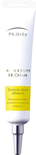 Skinmed Ph Drop Acne 4 Steps BB Cream Reduce Sebum and Infla