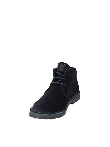 6052 Azul Rogers Casual Zapato Hombre zcfaF