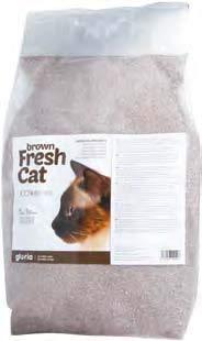 TODOPETS Arena AGLOMERANTE Brown Fresh Cat 5 KG