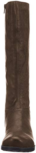 Think 62 Alti Denk Denk Boots Stivali 383020 62 Donne Women's Oliv High Oliv Pensare Delle 383020 aaHxq4SR