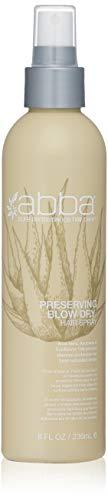 ABBA Preserving Blow Dry Spray, 8 Fl Oz