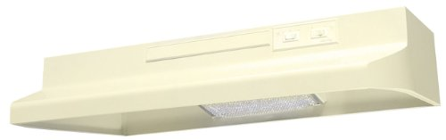Air King AV1308 Advantage Convertible Under Cabinet Range Hood with 2-Speed Blower and 180-CFM, 7.0-Sones, 30-Inch Wide, Stainless Steel Finish ()