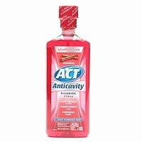 Act Alcohol Free Anticavity Fluoride Rinse 18 fl oz (532 ml)