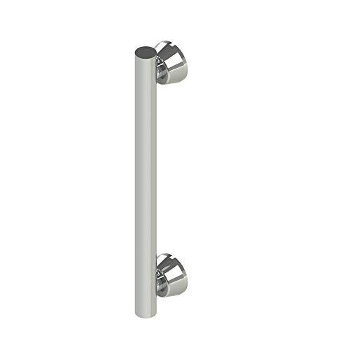 "Grab Bar Safety Bar Linear Bar: 18"", Polished Chrome Invisia Healthcraft"