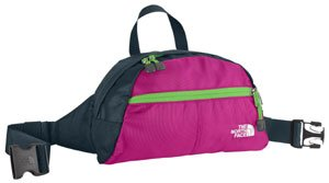 The North Face Roo II Lumbar Pack – Fuschia Pink / Kodiak Blue, Outdoor Stuffs