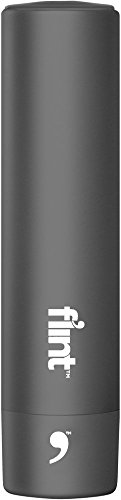 Flint Retractable Award Winning Lint Roller (Metallic Slate Grey) (Halloween Costume Winners)