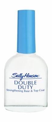 Sally Hansen Double Duty Base & Top Coat 0.45 Ounce (13ml) (2 Pack)
