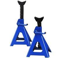"Mintcraft T210105 Adjustable Jack Stand, 15-3/4"" - 24"", 6 Ton"