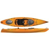 2015 Wilderness Systems Pungo 120 - Kayak City Paddle Package - Lime
