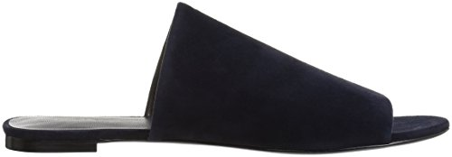 Via Spiga Womens Heather Slide Sandal Midnight Suede bl041q3Ywr