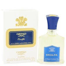 EROLFA by Creed Men's Millesime Eau De Toilette Spray 2.5 Oz / 75 ml New in Box Creed 75ml Millesime Spray