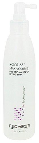 GIOVANNI - Root 66 Max Volume Spray, 8.5 Oz ()