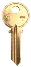 KABA ILCO Y1 TAYLOR Y1 Yale Key Blank (50 Pack)