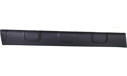 Evan-Fischer EVA284720393 New Direct Fit Door Molding and Beltlines for Honda CR-V 2007-2011 Front LH Mexico/USA/Japan Built Textured Black W/ Clip Left Side Replaces Partslink# HO1304107 (2008 Honda Crv Door Molding compare prices)