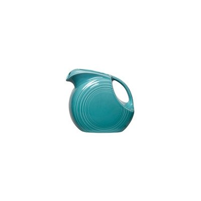 Turquoise 28 Oz Small Disc Pitcher ()