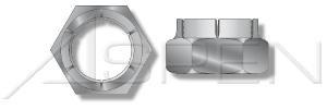 (50pcs) 5/8-18 Lock Nuts Flex Type Thin Pattern Steel