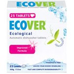Ecover Tablets Dishwashing Automatic (Ecover Ecological Automatic Dishwasher Tablets - 17.6 Oz, 25 Loads (pack of 2))