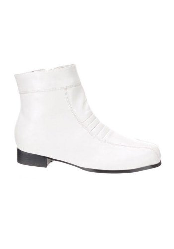 Funtasma by Pleaser Men's Halloween Pimp-50,White,XL (US Men's (Pimp Costume Shoes)