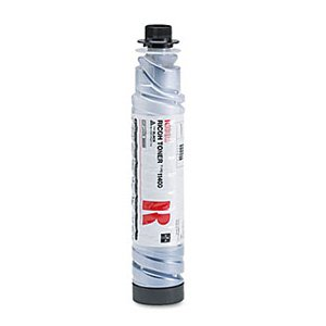 Ricoh Genuine Brand Name, OEM 888086 Type 1140D Black Toner Bottle (9K YLD) - Oem Black Toner Bottle
