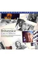 Download Great Minds: The Astronomers, Mathematicians, and Scientists Who Have Changed the World (Biography Series) PDF ePub ebook