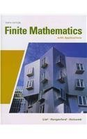 By Lial - Finite Mathematics with Applications: 10th (tenth) Edition PDF