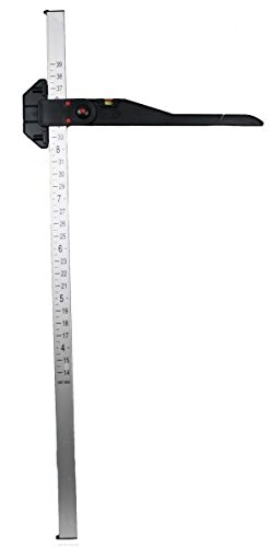 (Showman Aluminum Miniature Horse Measuring Stick. Measures up to 9 Hands)