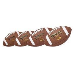 Wilson TDJ Composite Football (EA)