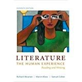 Literature: The Human Experience - Reading and Writing (Literature The Human Experience With 2016 Mla Update)