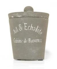 French-inspired Garlic Keeper Jar