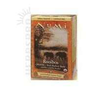 Numi Organic Tea Herb Red Mellow Bsh Rooibos, 18 ct