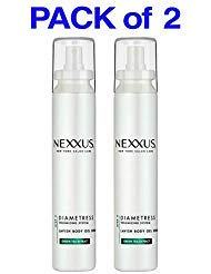 (PACK of 2) Nexxus Diametress Volumizing System - LAVISH Body Gel Spray - 5.1 Fl Oz (150 ml) STEP 3 - GREEN TEA EXTRACT ()