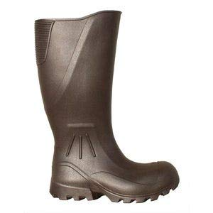 Billy Boots Cruiser 16'' Eva Safety Toe Boot - Brown - Size 8 by Billy Boots