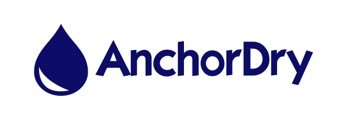 AnchorDry 10'' x 12'' Moisture Barrier for Showering - CASE (98-each)