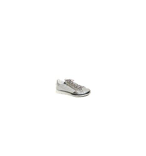 1304 Argento Silver 38 Khrio Sneaker vzFqwU1U