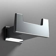 Sonia - 166817 - S CUBE Robe Hook - Chrome: Amazon.co.uk: Kitchen & Home