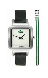 Lacoste Sportswear Collection Antibes White Dial Women's watch #2000508