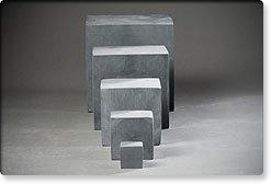 Lava, Alumina Silicate Ceramic, Block, Opaque