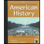 Perspectives on History - American History Volume II (paperback edition)