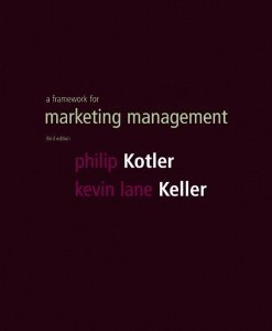 Framework for Marketing Management (3rd Edition) pdf epub