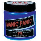 Manic Panic Semi- Permanent Hair Dye Shocking Blue