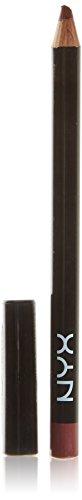 NYX Slim Lip Liner Pencil - Mahogany - SLP 809