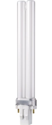 Philips 230102 Energy Saver PL-S 13-Watt Compact Fluorescent Light Bulb ()