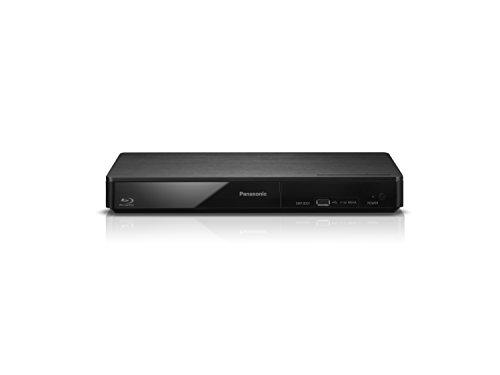 Panasonic DMP-BD91 Smart Network Wi-Fi Blu-Ray Disc Player (2014 Model)